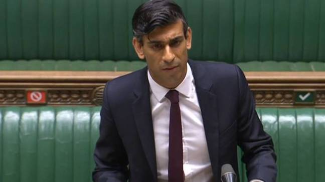 Rishi Sunak has announced first time buyers will now be able to apply for 95 per cent mortgages (Credit: PA)