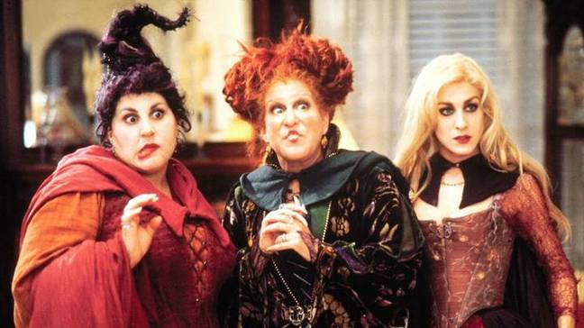 It sounds like Bette Midler, Sarah Jessica Parker and Kathy Najimy may reprise their roles. (Credit: Disney)