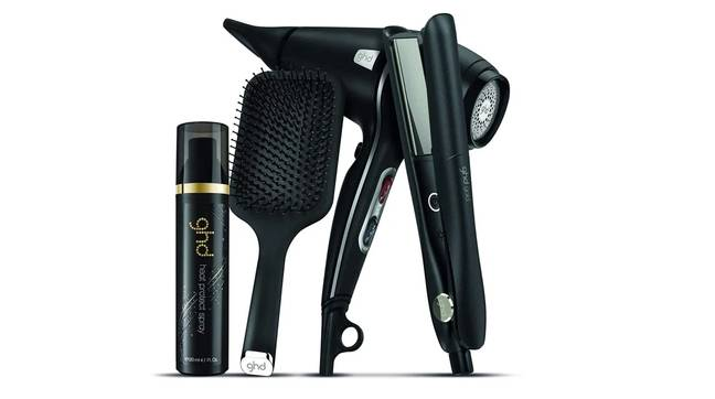 Get these four great products at a huge discount (Credit: ghd/ Amazon)