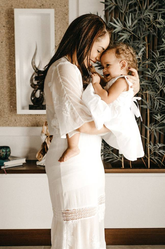 Now, mothers and fathers can say they work full-time as parents (Credit: Unsplash)