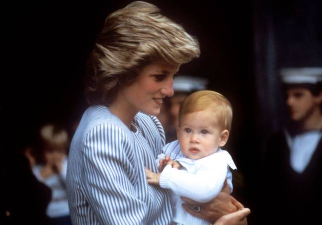 Princess Diana's letters have fetched international interest (Credit: PA Images)