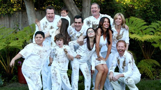 Seven seasons of Modern Family are also available to binge (Credit: ABC)