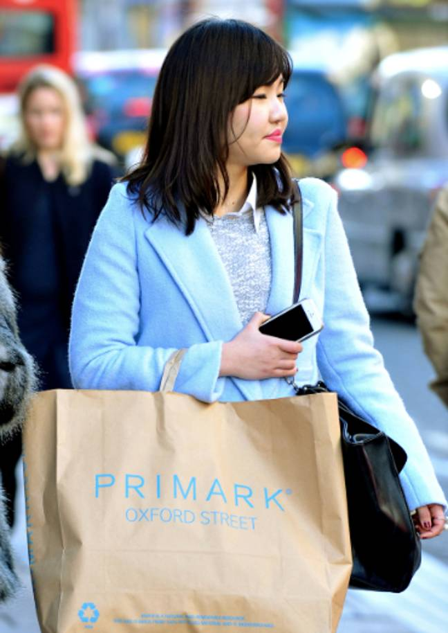 Time for a Primark splurge (Credit: PA)