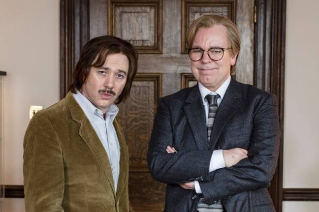 Inside No. 9 is available to watch on iPlayer (Credit: BBC)
