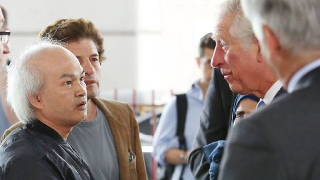 Con-man Ahn Nhu Nguyen even met with Prince Charles (Credit: Quest Red)