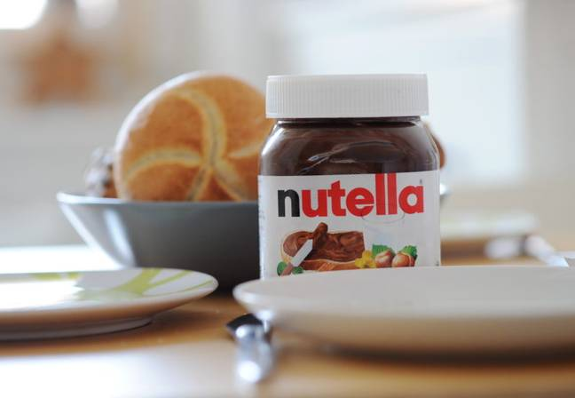 In case you didn't know, Friday is actually World Nutella Day (Credit: PA)