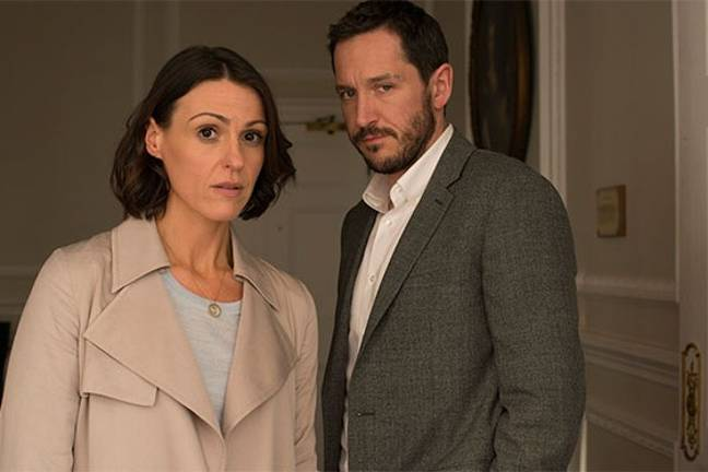 Gemma and Simon battle it out in two series of Doctor Foster (Credit: BBC)