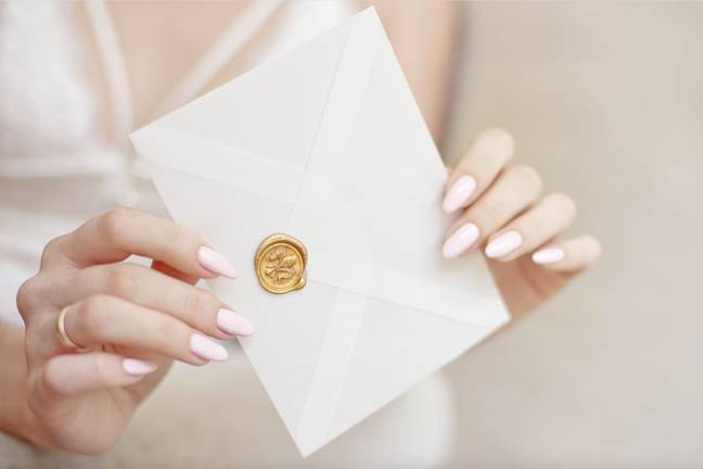 Restrictions on big weddings and civil partnership ceremonies are set to be lifted on 21st June according to the current roadmap plan (Credit: Shutterstock)