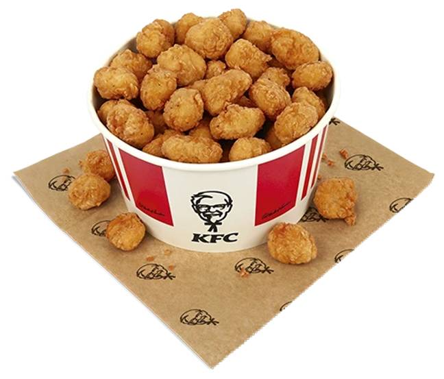 You can get 80 pieces for £5.99 (Credit: KFC)