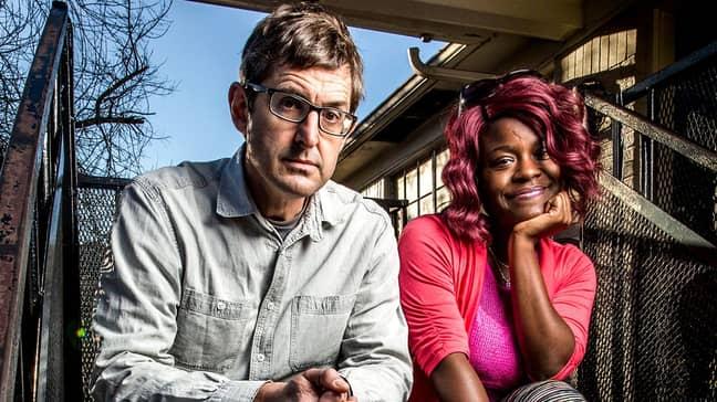 In 'Dark States: Trafficking Sex', released 2018, Louis met American women working in Houston's illegal sex industry (Credit: BBC)