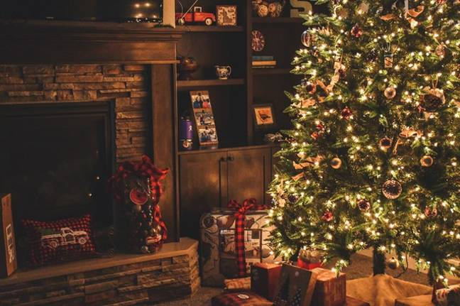Get into the festive mood early with the 24-hour movie channel (Credit: Pexels)