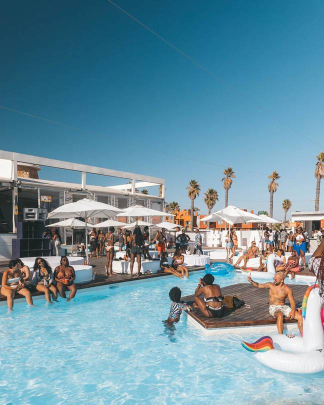 If you're an NHS worker, you could bag a free hol to Ibiza (Credit: Unsplash)