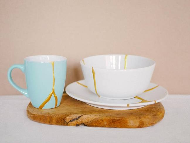 Ceramics are given a new lease of life! (Credit: Etsy)