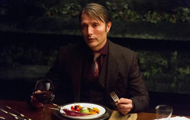 Mads Mikkelsen played Hannibal in the popular 2013 series (Credit: NBC)