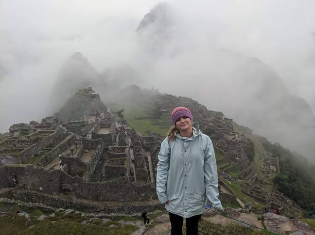 I spent six months travelling around South America alone (Credit: Ciara Sheppard)