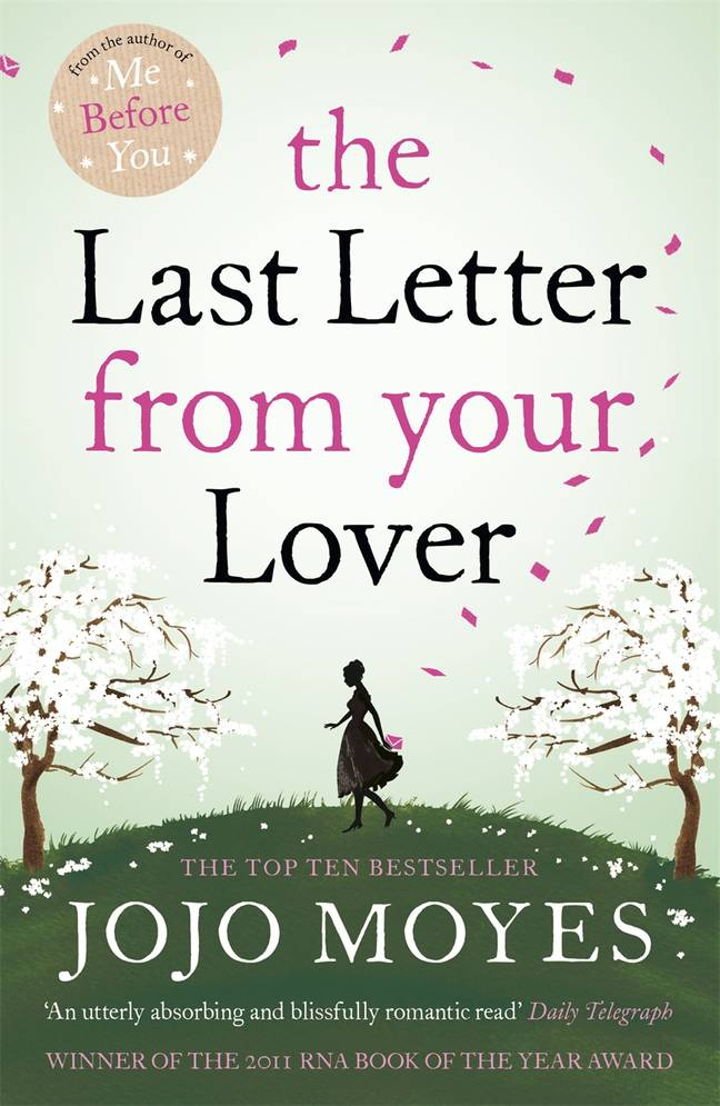 Jojo Moyes novel was a hit when it was published in 2008 (Credit: Hodder & Stoughton)
