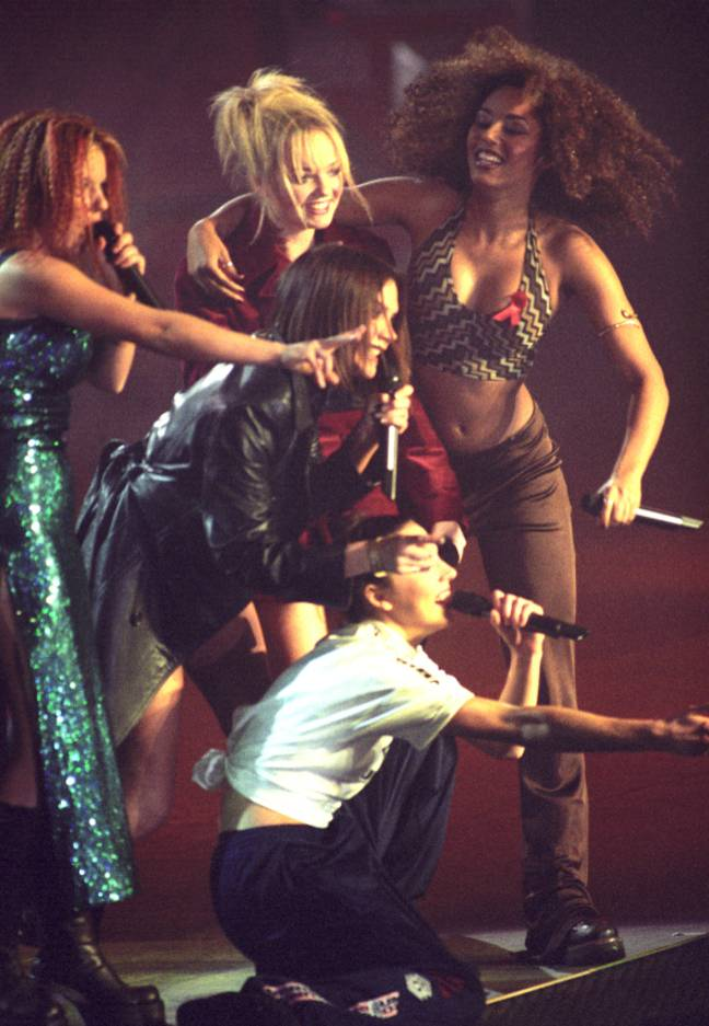 A Spice Girls movie may even be in the works (Credit: PA)