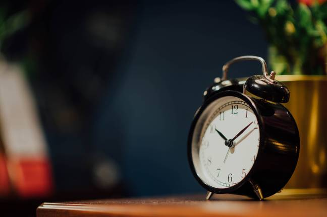 Your alarm sound could be making you groggy in the morning (Credit: Unsplash)