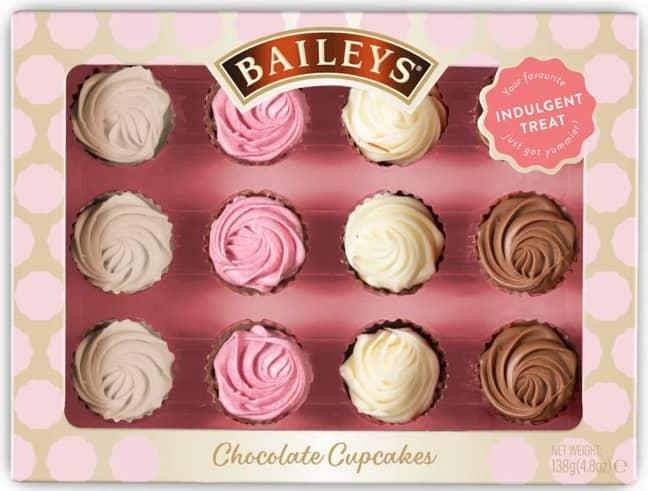 They look so delicious (Credit: Baileys)