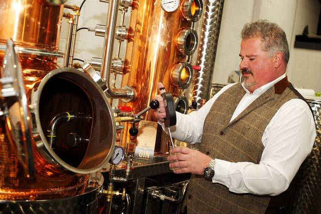Nelson's Distillery & School is currently brewing the unique gin (Credit: Nelson's Distillery & School)