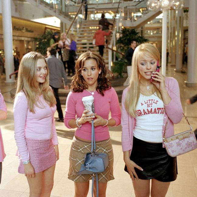 Mean Girls is returning to screens for a musical film (Credit: Mean Girls / Paramount Pictures)