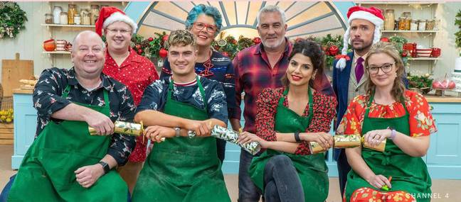 Some Bake Off favourites will be returning to the tent (Credit: Channel 4)