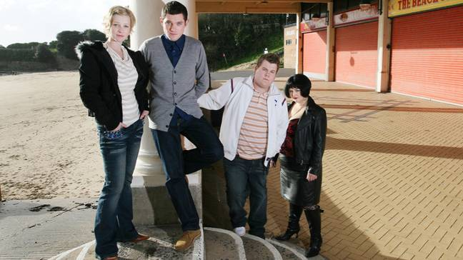 Gavin & Stacey fans can watch it all again on Britbox or BBC iPlayer (Credit: BBC)