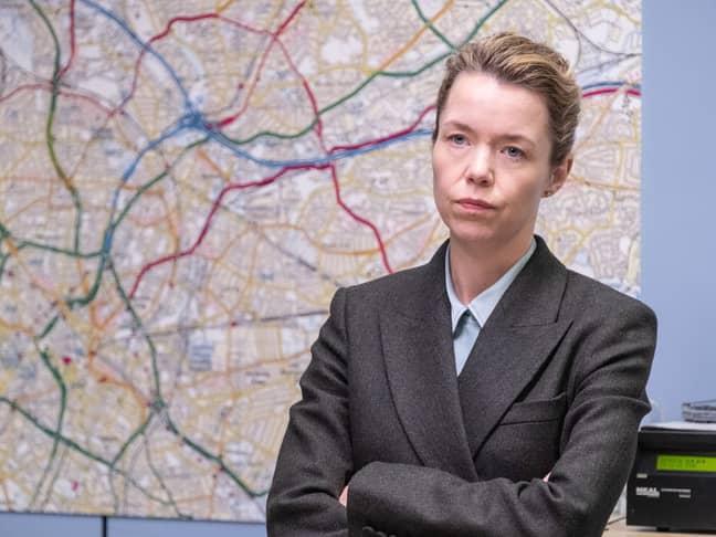 Anna has been superb as Patricia Carmichael (Credit: BBC)