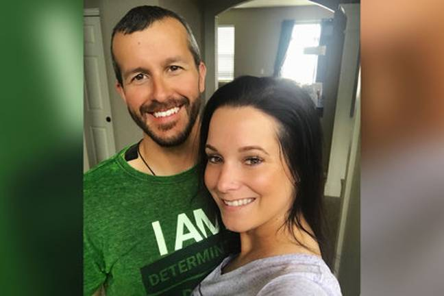 Chris Watts confessed to the murder of his wife Shanann and their two young daughters in 2018 (Credit: Netflix)