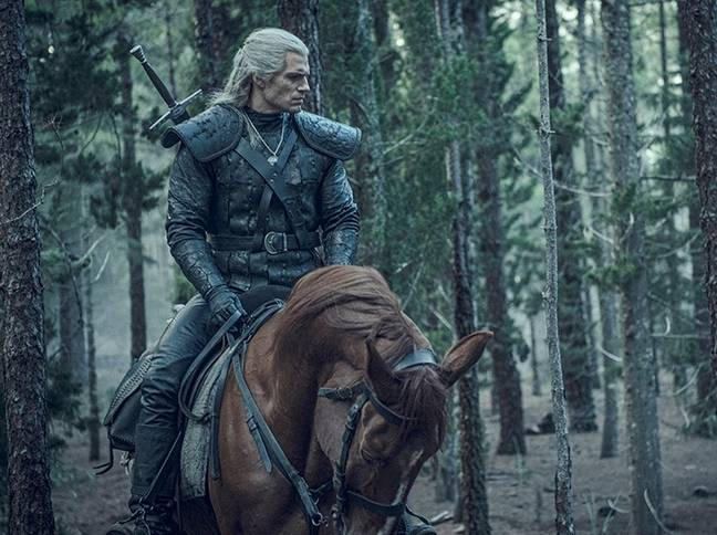 The Witcher will soon return for a second season (Credit: Netflix)