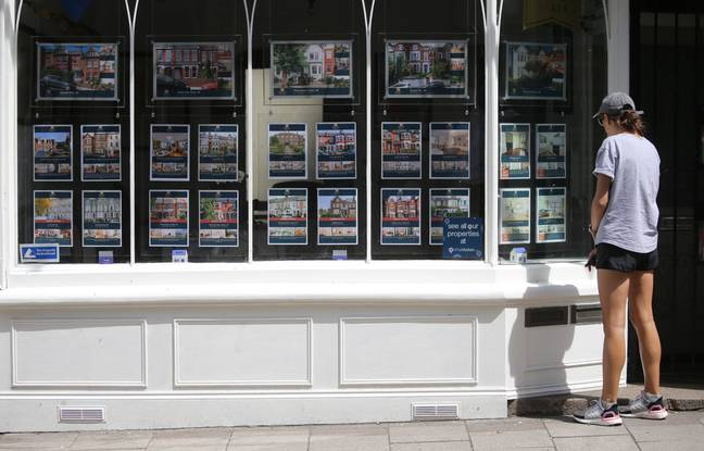 First time buyers now need more money than ever to get on the property ladder (Credit: PA)