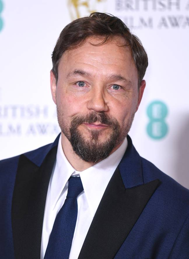 Stephen Graham plays prison guard Eric (Credit: PA)
