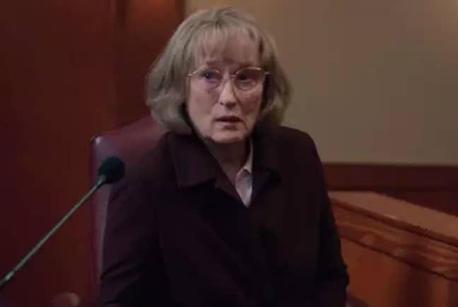 Meryl Streep's character was savagely taken down in season 2 of Big Little Lies Credit: HBO
