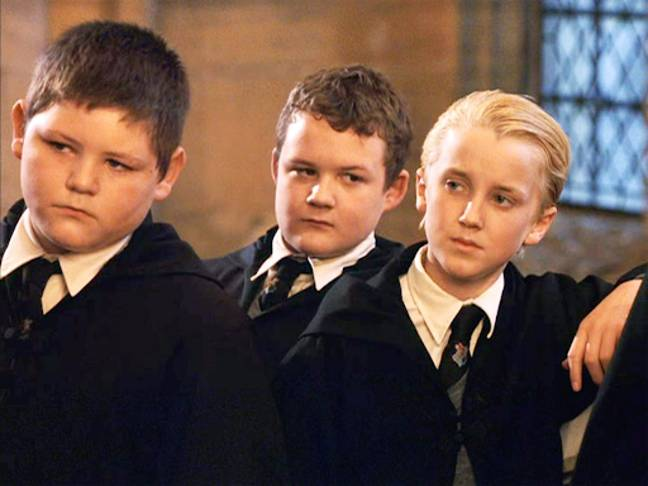 Original Malfoy costumes will also be on display (Credit: Warner Bros)