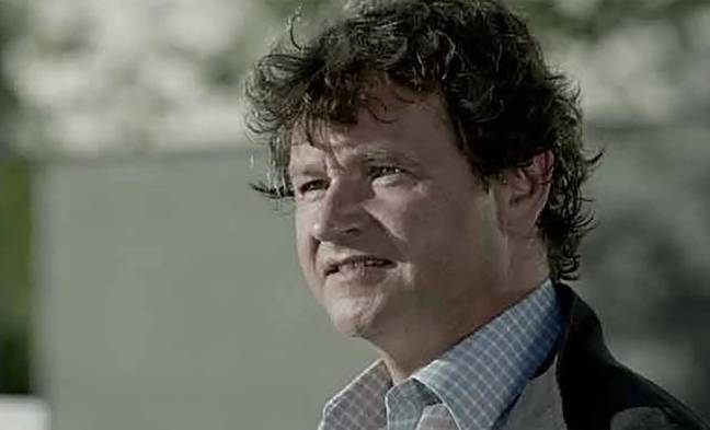 Tommy Hunter appeared in Season 1 of Line of Duty (Credit: BBC)