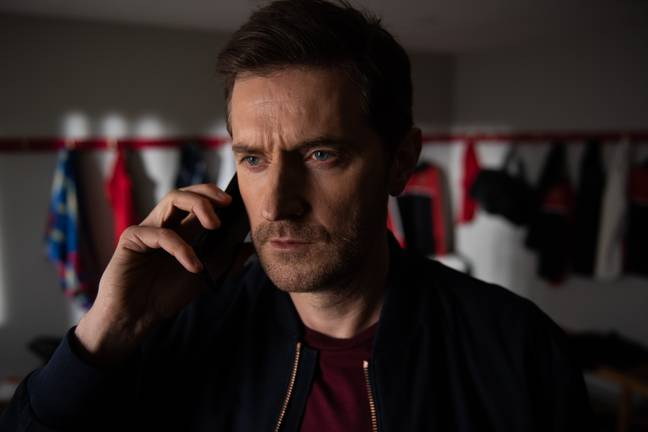 Richard Armitage will play Adam Price in a lead role. (Credit: The Stranger/Netflix)
