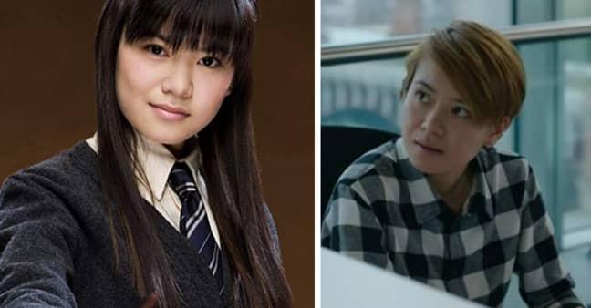 Cho Chang actress Katie Leung also starred (Credit: Warner Bros/ BBC)