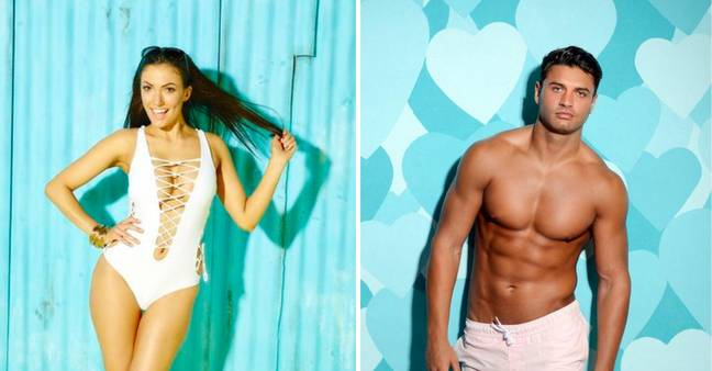 Two former contestants Mike Thalassitis and Sophie Gradon died by suicide after their appeared on Love Island (Credit: ITV)