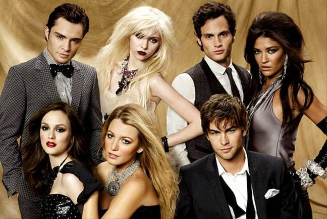 'Gossip Girl' catapulted the careers of the original cast (Credit: The CW)