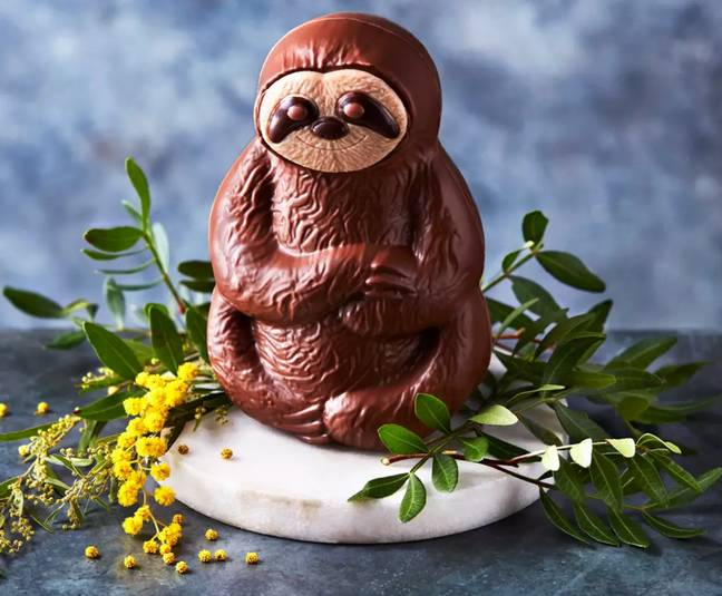 Seth the Sloth is only a fiver (Credit: M&S)