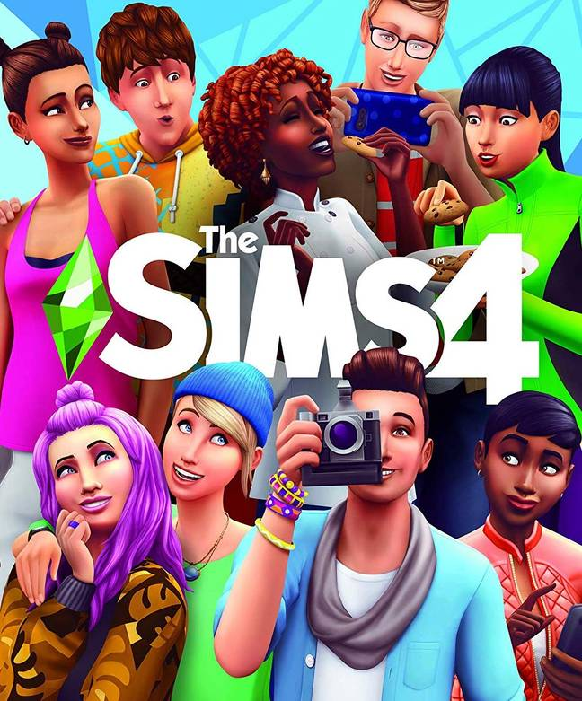 The Digital Deluxe Edition of Sims 4 has been reduced from £44.99 to £11.24 (Credit: EA Games)