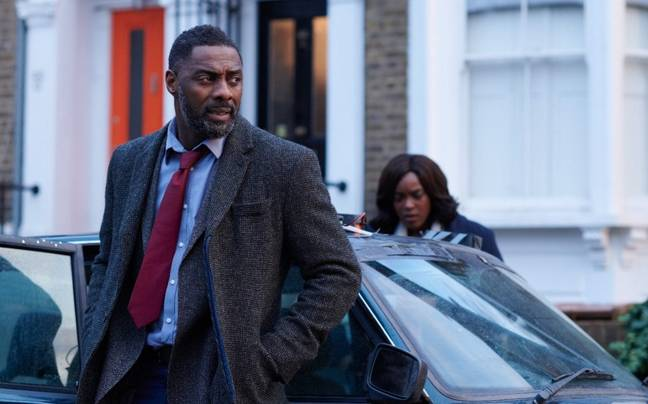Anna revealed she would like to see her iconic character crossover with Idris Elba's DCI John Luther (Credit: BBC)