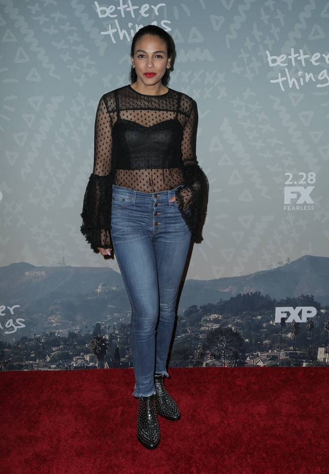 Marsha Thomason is the show's new lead (Credit: PA Images)