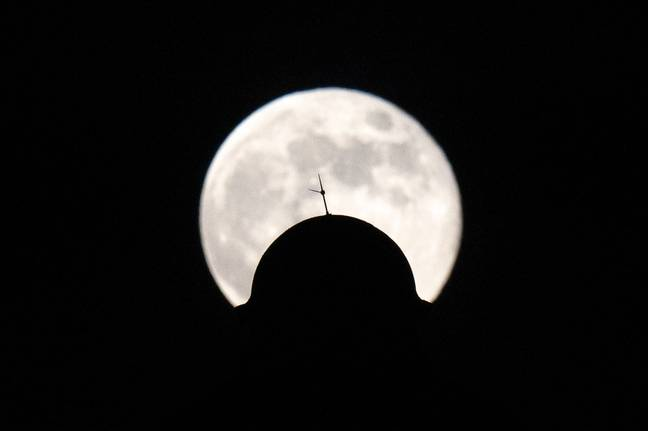 March's Worm Moon will be the first Supermoon of the year (Credit: PA)