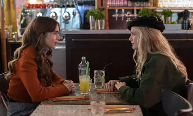 We haven't seen the last of Emily yet (Credit: Netflix)