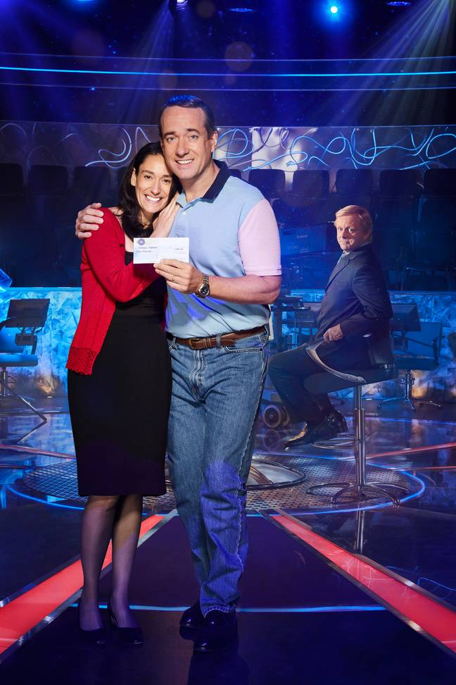 Charles Ingram managed to scoop £1 million on the show (Credit: ITV)