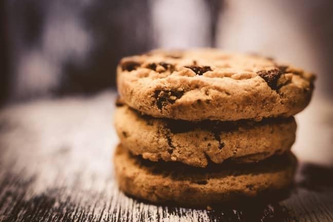 Who doesn't love freshly baked cookies? (Credit: Pexels)