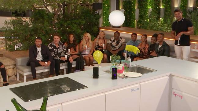Five people have left the villa in the space of 24 hours (Credit: ITV2)