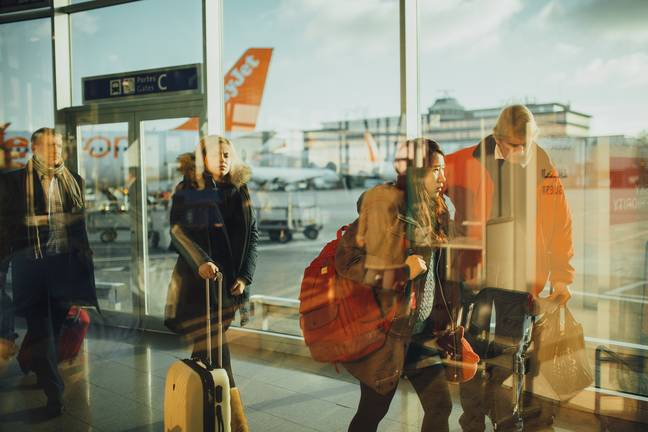 We do hate to queue, so hopefully the new system means we can all sit for a little longer before boarding. (Credit: Pixabay)
