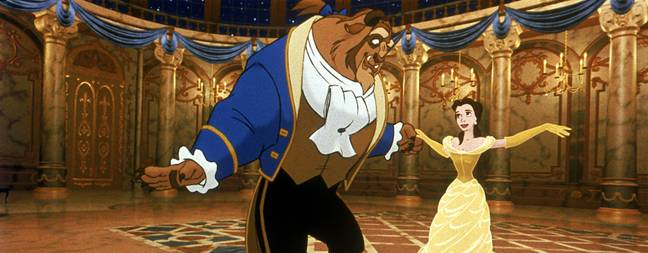 Beauty and the Beast was a Disney classic (Credit: Disney)